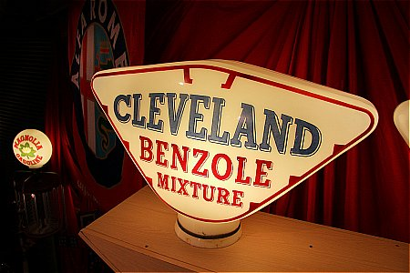 CLEVELAND BENZOLE - click to enlarge