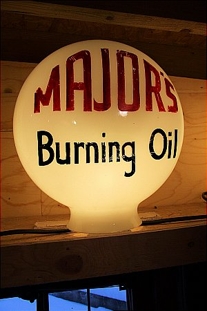 MAJORS BURNING OIL - click to enlarge