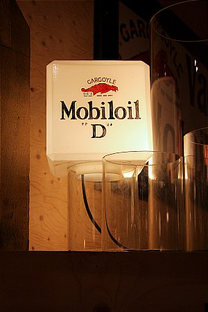 "MOBIL ""D"" LARGE OIL - click to enlarge"