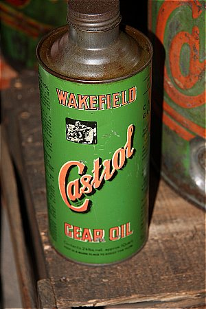 CASTROL GEAR OIL (Quart) - click to enlarge