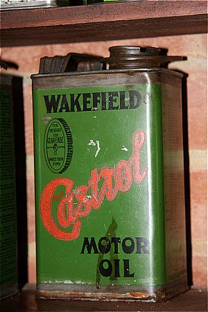 CASTROL MOTOR OIL (Quart) - click to enlarge