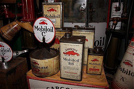 MOBIL OIL COLLECTION - click to enlarge