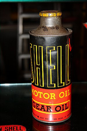 SHELL GEAR OIL (Quart) - click to enlarge