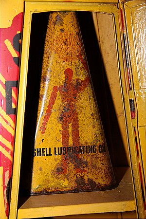 SHELL DOUBLE OIL (Quart) - click to enlarge