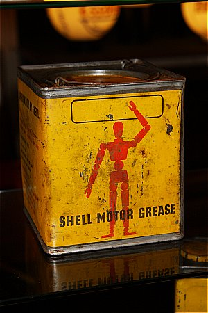 SHELL GREASE 7lb - click to enlarge