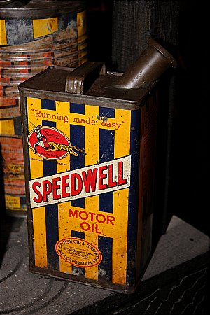 SPEEDWELL OIL (Gallon) - click to enlarge