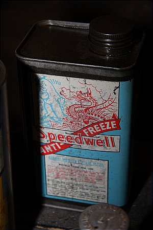 SPEEDWELL ANTIFREEZE - click to enlarge