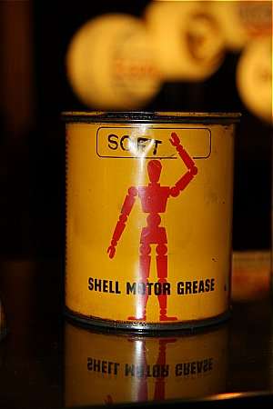 SHELL MOTOR GREASE (Soft) - click to enlarge