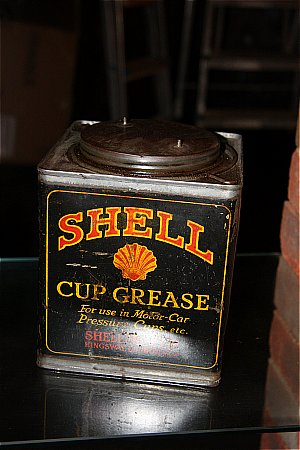 SHELL CUP GREASE (7lb) - click to enlarge