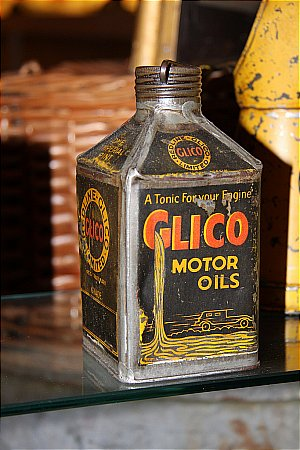 GLICO OIL (Pint) - click to enlarge