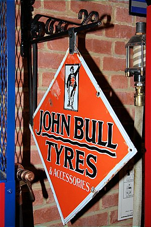 JOHN BULL TYRES & ACCESSORIES - click to enlarge