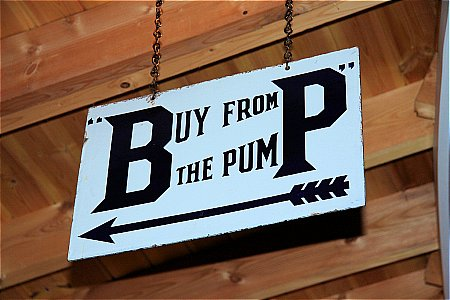 B.P. BUY FROM THE PUMP - click to enlarge