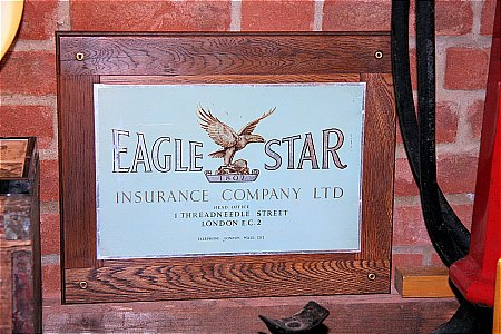 EAGLE STAR INSURANCE - click to enlarge