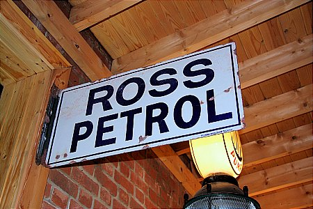 ROSS PETROL - click to enlarge