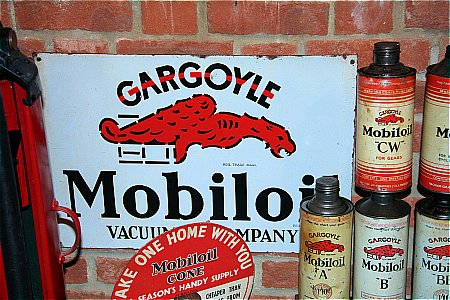 MOBIL OIL - click to enlarge