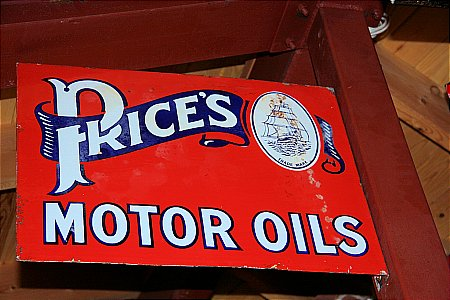 PRICES MOTOR OILS - click to enlarge