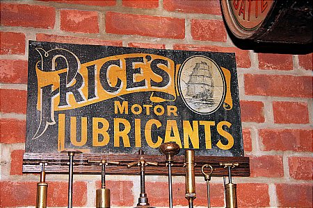 PRICES LUBRICANTS - click to enlarge