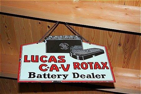 LUCAS C.A.V. ROTAX - click to enlarge