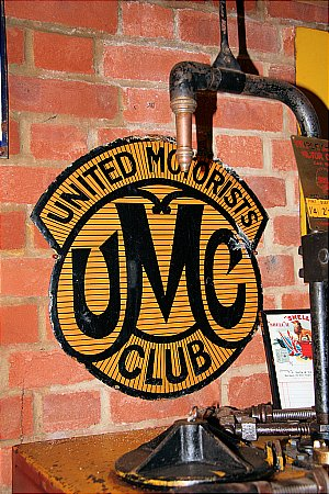 UNITED MOTORIST CLUB - click to enlarge