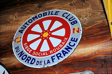 AUTOMOBILE CLUB NORTH FRANCE - click to enlarge