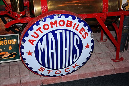 MATHIS AUTOMOBILES - click to enlarge