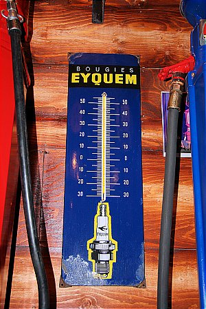 EYQUEM PLUGS (THERMOMETER) - click to enlarge