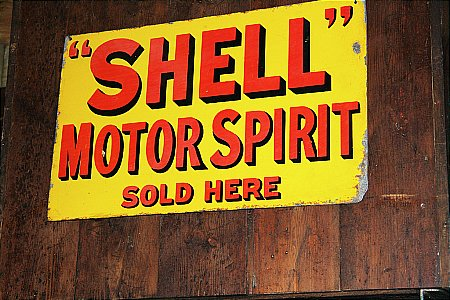 SHELL MOTOR SPIRIT - click to enlarge