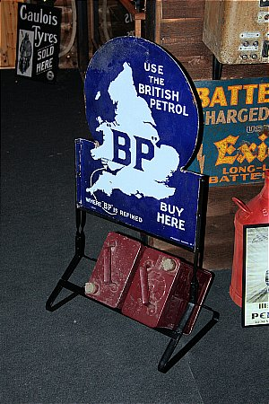 B.P. ENGLAND CAN STAND - click to enlarge