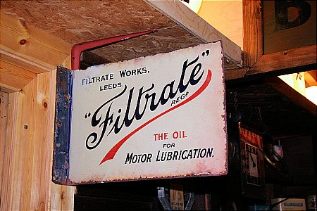 FILTRATE OIL - click to enlarge