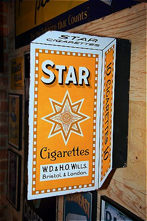 WILLS STAR  - click to enlarge