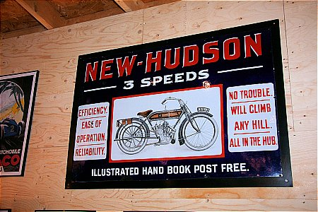 NEW HUDSON MOTORCYCLES - click to enlarge