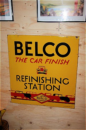 BELCO REFINISHING - click to enlarge