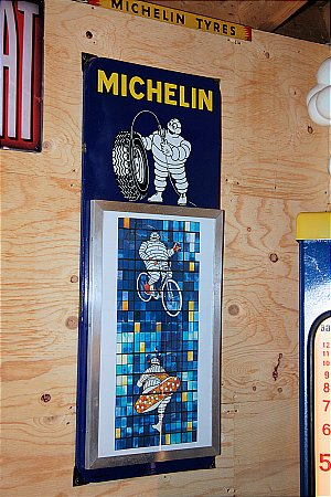 MICHELIN TYRES - click to enlarge