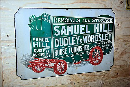 SAMUEL HILL REMOVALS - click to enlarge