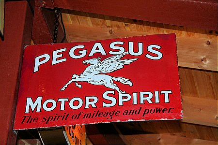 PEGASUS MOTOR SPIRIT - click to enlarge