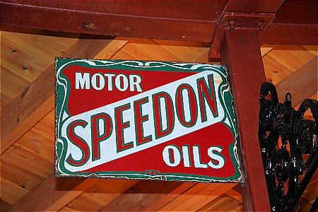 SPEEDON OIL - click to enlarge