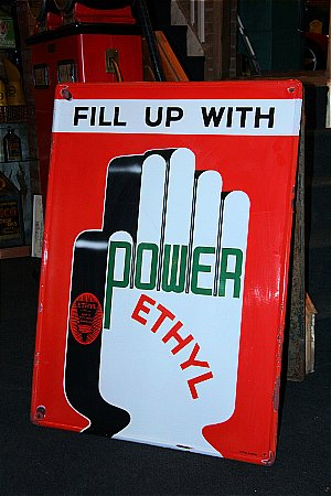 POWER ETHYL HAND (RED) - click to enlarge