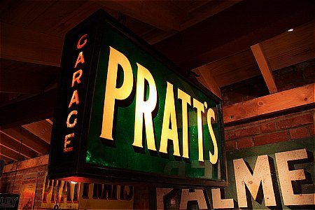 PRATTS GARAGE - click to enlarge