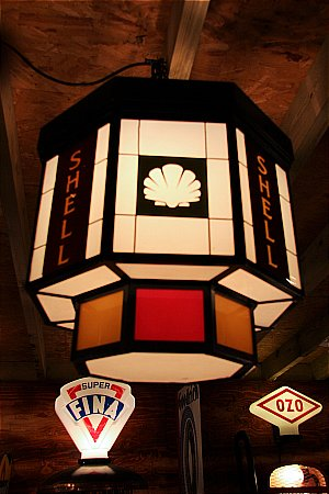 SHELL LANTERN - click to enlarge