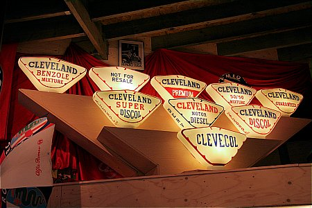 CLEVELAND GLOBE COLLECTION - click to enlarge