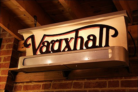 VAUXHALL CARS - click to enlarge