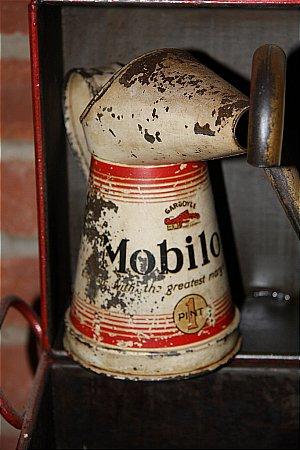 MOBILOIL (Pint) - click to enlarge