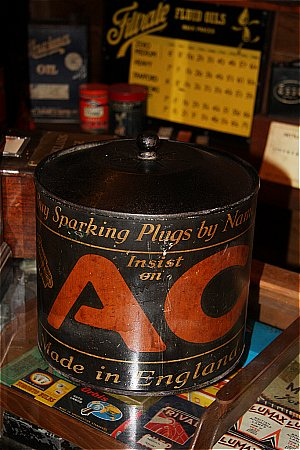 A.C. PLUG CABINET - click to enlarge